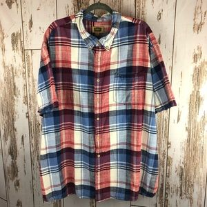 The Foundry Supply Co. Shirt, size 4XL.  N15